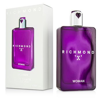 X Woman Eau de Toilette 75 ml Spray Donna