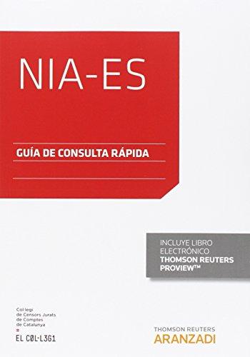 Nia-Es. Guía de consulta rápida (Monografía)