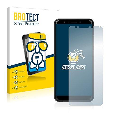 tablet wiko BROTECT Pellicola Vetro Compatibile con Wiko View Go - Vetro Prottetivo