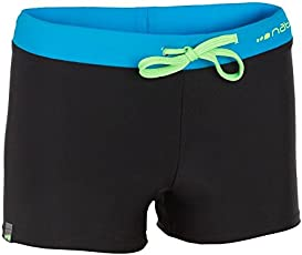 NABAIJI B-ACTIVE PEP SHORTS BLACK BLUE