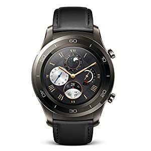 Huawei Watch 2 Classic Smartwatch – Titanium Grey