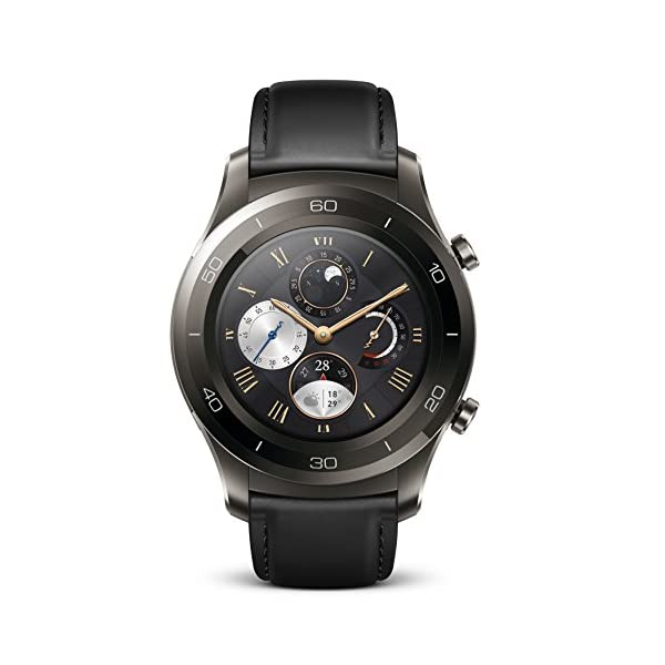 Huawei Watch 2 Classic Smartwatch Titanium Grey