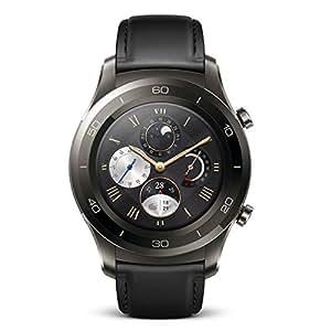 Huawei Watch 2 Classic Smartwatch - Titanium Grey