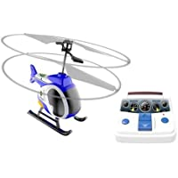 Silverlit–istimagical–Mon Premier helicóptero azul–5años +
