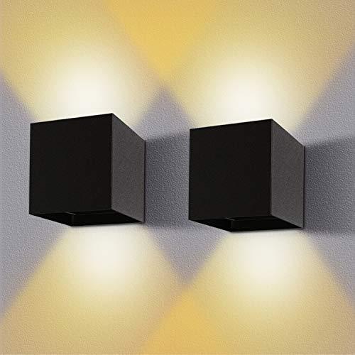 Design Wandleuchte Wandlampe Designer modern indirektes Licht EGLO NIKITA 1 R7s
