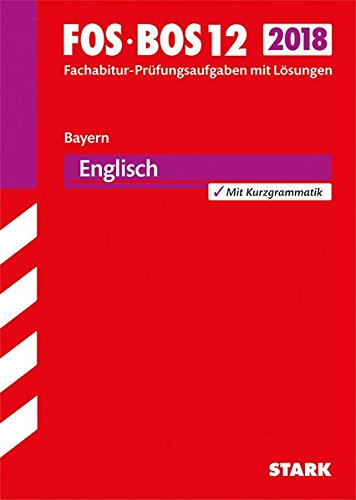 Und Bücher Deutsche Englische (Abiturprüfung FOS/BOS Bayern - Englisch 12. Klasse)