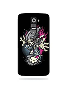 alDivo Premium Quality Printed Mobile Back Cover For LG G2 / LG G2 Printed Mobile Case / Back Cover (TS240)