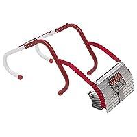 Kidde KS468093 Kl-2S Two-Storey Escape Ladder, Red/White 7