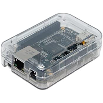 NEW! Case for BeagleBone Black, colour: black: Amazon co uk