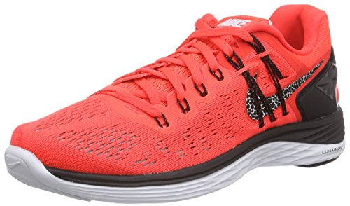 Nike Nike Lunareclipse 5, Chaussures de course femme Multicolore - Mehrfarbig (Weiss/Hellblau)