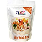JiMMy- Mini Stick Treat -200 Gm Pack - Treat For Guinea Pig, Rabbit, Hamster & Small Animals - Food Product