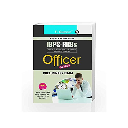 IBPS-RRBs: Officer (Scale-I) (Preliminary) Exam Guide
