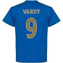 Leicester Vardy 9Team camiseta–royal Azul azul real Talla:large