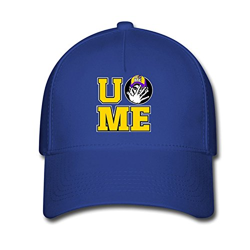 John Cena Summer Slam Wrestling Baseball Caps Hat One Size Blue ()