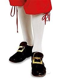2 Paar Kniestrumpf Weiß Mozart Barock Garde Baumwolle oder Nylon Blickdicht