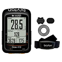 Bryton Rider 410T, Computer GPS Unisex
