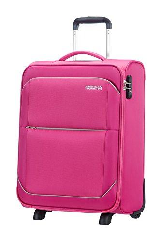 american-tourister-sunbeam-upright-2-ruedas-55-20-equipaje-de-mano-rosa-summer-rosa-57-cm-45-l