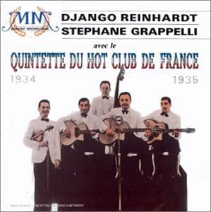 Quintette du Hot Club de France 1934-1935