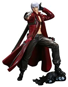 DEVIL MAY CRY 3 Dante (non-scale PVC pre-painted finished goods)