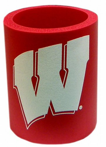 NCAA Wisconsin Badgers Dosenkühler Schaumstoff (Schaumstoff-koozies)