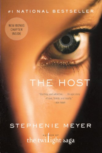 Book cover for The Host