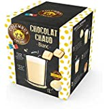 Capsule Dolce Gusto® Compatible Columbus chocolat blanc chaud (x12)