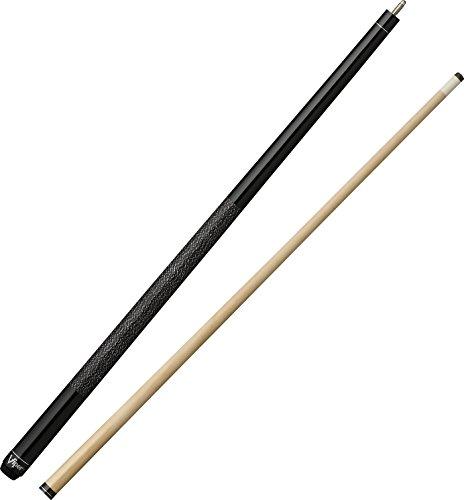 viper-elite-1473-cm-2-teilig-billard-pool-queue-metallschwarz-19-ounce
