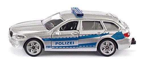 Siku 1401 - Streifenwagen (Sortiert nach Modellen: BMW und Volkswagen)