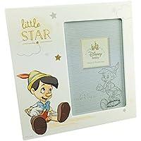 Disney Pinocchio Cadre photo Baby Little Star Coffret cadeau neuf