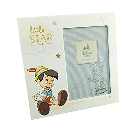 Peluche Pinocchio - Disney Pinocchio Cadre photo Baby Little Star