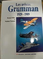 Les Avions Grumman, 1929-1989