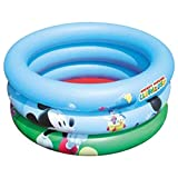 Bestway Disney's Mickey and the Roadster Racers Planschbecken, 70 x 30 cm