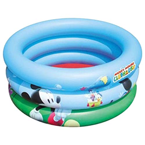 Bestway Disney's Mickey and the Roadster Racers Planschbecken, 70 x 30 cm (Mickey Badespielzeug)