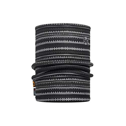 Buff BUF113147.937.10.00 Schlauchschal Picus, Grey/Black, One Size -