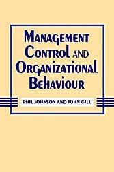 Management Control and Organizational Behaviour