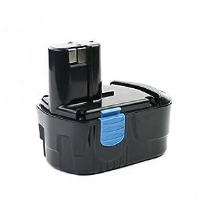Batterie 18V 3Ah NiMH pour Hitachi CR 18DL, C 18DMR, CR 18DMR, DS 18DMR, DS 18DVB2 WH18DMR / BCC1815