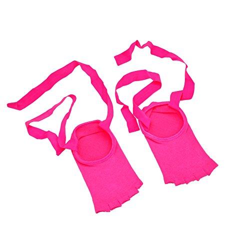 HapiLeap, Scarpe indoor multisport donna Taglia unica Grey & Rose
