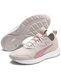 Puma Women's Nrgy Neko Skim WNS Pastel Parchment-Brid Running Shoes
