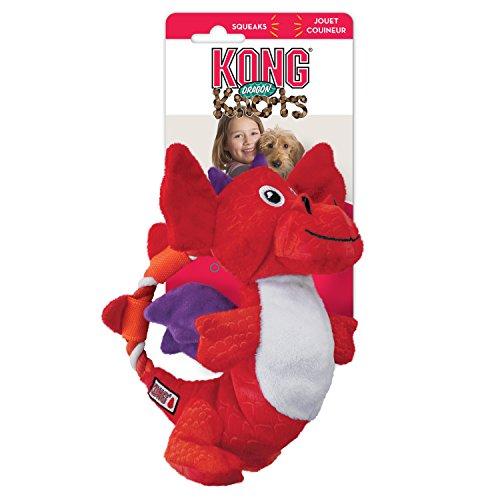 Kong 0035585400013 - Peluche para Perros, Disponible en Colores Surtidos