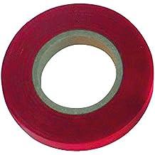 Papillon 8021060 Cinta atadora (cuarzo, 11 x 0.15 mm, 26 m) color rojo