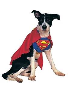 Costume SuperDoggy - Superman