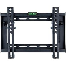 Opticum 8027 AX Mirage - Soporte de pared de metal para televisor de plasma/LCD/LED (desde 23 hasta 42 pulgadas)
