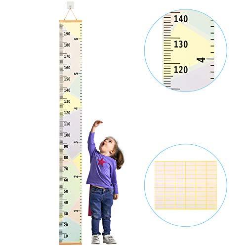 Medidor niños pared ZoomSky medidor niño estatura