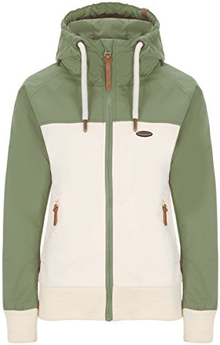 alife & kickin alife & kickin Malia Jacket Damen Übergangsjacke, dust Creme, XS