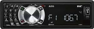 AEG AR 4029 DAB+ Autoradio (4x 40 Watt PMPO, AUX-IN, USB)