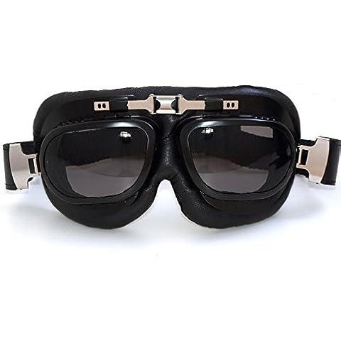 ZHEN Vintage occhiali da moto di Harley-Davidson , 3