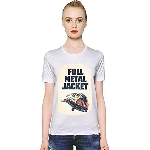 Full Metal Jacket T-shirt donna Women T-Shirt