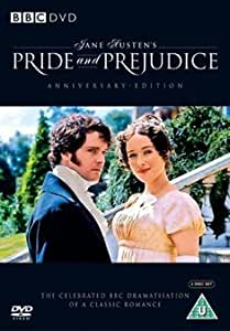 Pride And Prejudice : Complete BBC Series - 10th Anniversary Edition [1995] [DVD] [1999]