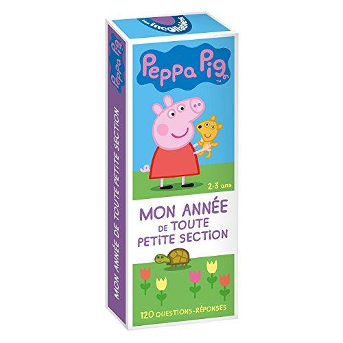 Les incollables - Peppa Pig mon année de toute petite section- Cahier de vacances