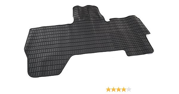 Kh Teile Gummimatten Original Qualität Gummi Fußmatten 1 Teilig Schwarz Auto